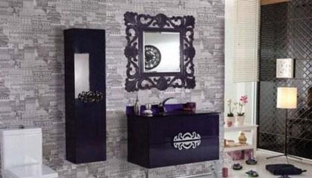 جدیدترین مدل دکوراسیون دستشویی و حمام کوچک