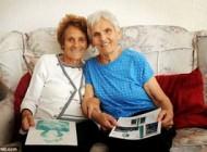 زنانی با دوستی عجیب و غریب و چندین ساله + عکس