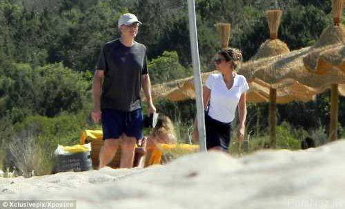 نگاهی بر تفریحات بیل گیتس ثروتمندترین خانواده دنیا  + عکس