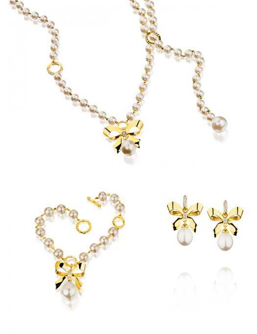 مدل جواهرات و ست جواهرات برند مونالیزا