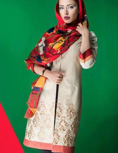 جدیدترین مدل مانتوهای تابستانی زنانه برند ایرانی