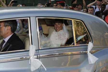 عکس های ویژه و داغ از ژاوی هرناندز در لباس دامادی