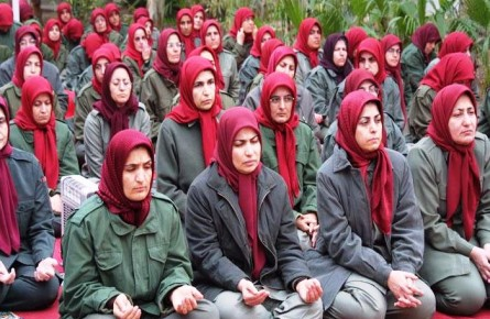 رسوایی تروریست ها توسط دوربین یک ایرانی + عکس