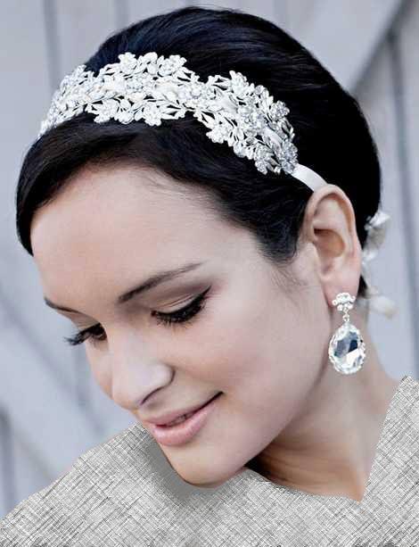 جدیدترین مدل موی کوتاه ویژه عروس