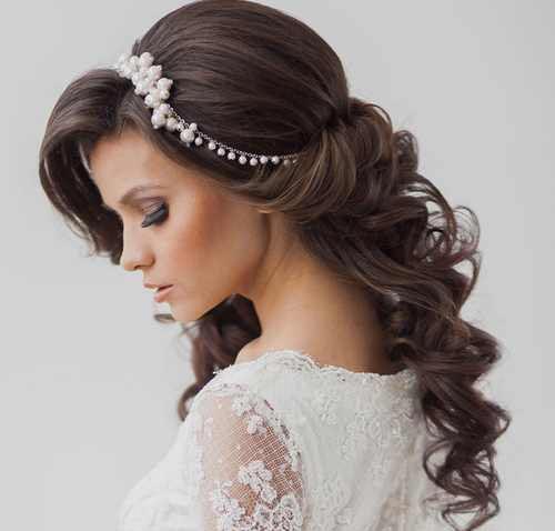مدل های زیبا از شینیون موی عروس