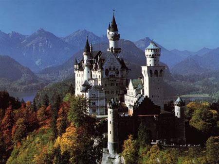 رونمایی معروف ترین و زیباترین قلعه های جهان + عکس