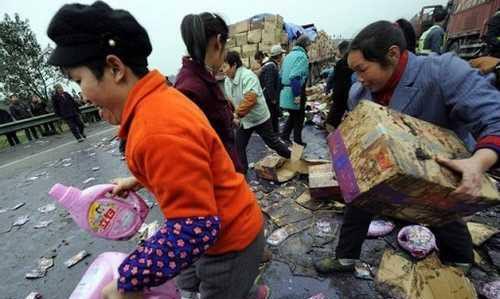 تصاویر عجیب و واقعی از مرده خوری چینی ها