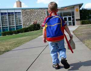 روش صحیح استفاده از کوله پشتی مناسب کودکان