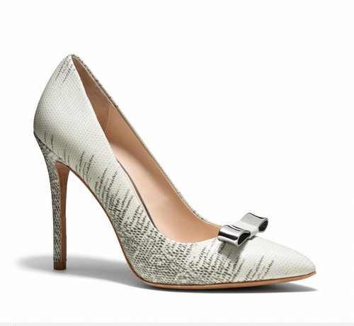 مجلسی ترین مدل کیف و کفش زنانه ی برند