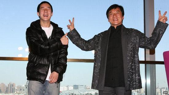 خبر جنجالی بازداشت پسر جکی چان به خاطر مواد مخدر