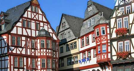 نگاهی بر مکان های دیدنی و توریستی کشور آلمان + عکس