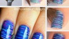 12 نمونه عکس طراحی ناخن زیبا و شیک