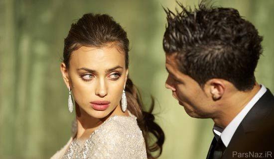 خبر ازدواج رونالدو با زیباترین مدل مشهور روسی + عکس