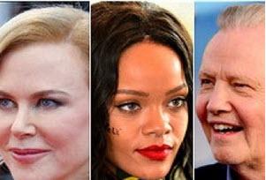 اظهار نظر چهره های مشهور درباره اختلاف میان اسرائیل غزه
