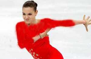 رونمایی ملکه جدید اسکیت روی یخ + عکس