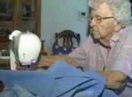 کار بی نظیر پیرزن 99 ساله رسانه ها را شوکه کرد + عکس