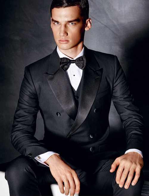 شیک ترین مدل کت و شلوار مردانه برند