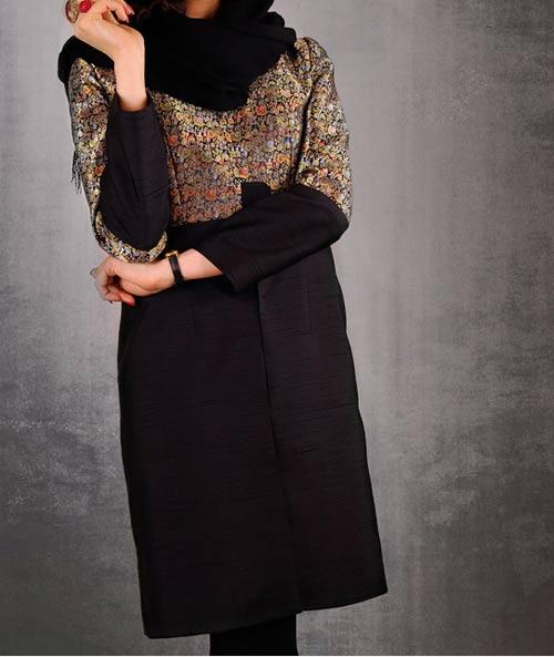 طرح های جذاب و زیبا از مدل مانتوهای ایرانی تابستانی