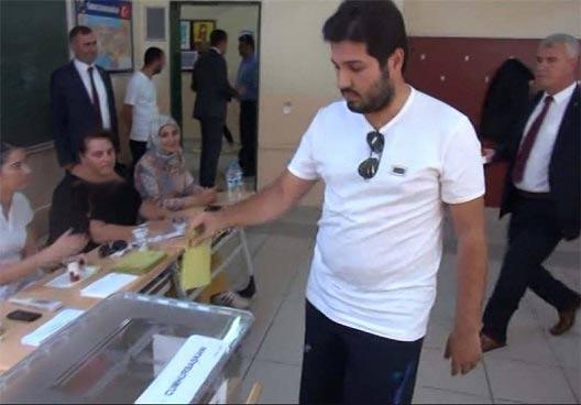 خبر جدید از شرکت کردن رضا ضراب در انتخابات ترکیه + عکس