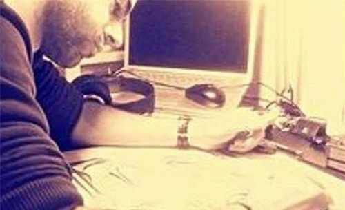 جوان ایتالیایی یک فراری منحصر بفرد را طراحی کرده + عکس
