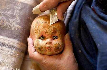 عکس هایی از بیمارستان مشهور عروسک ها در استرالیا