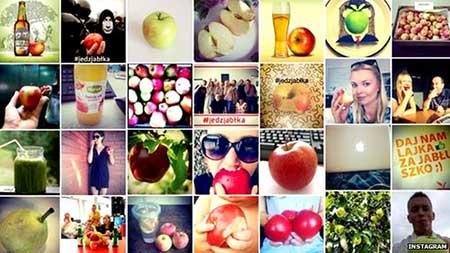 کمپین اینترنتی سیب خوردن برای ناراحت کردن رئیس جمهور