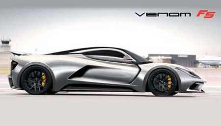 بررسی و جزئیات سریعترین خودرو جهان + عکس