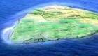 رونمایی جزیره شخصی خوانندگان مشهور غربی + عکس