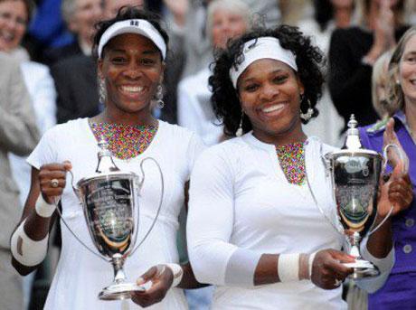 معرفی پولسازترین خواهران شاخص دنیای تنیس + عکس