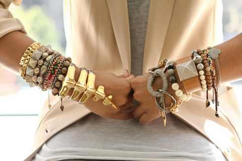 اسپرت ترین مدل های دستبند دخترانه