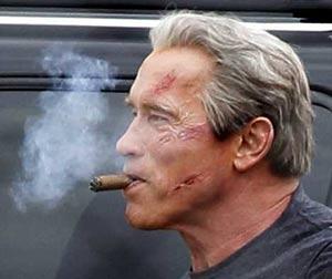 خبرهای جدید از پرده برداری آرنولد از ترمیناتور جدید