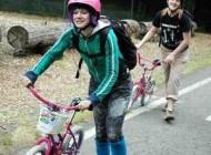 عجیب ترین نوع مسابقه دوچرخه سواری در جهان + عکس