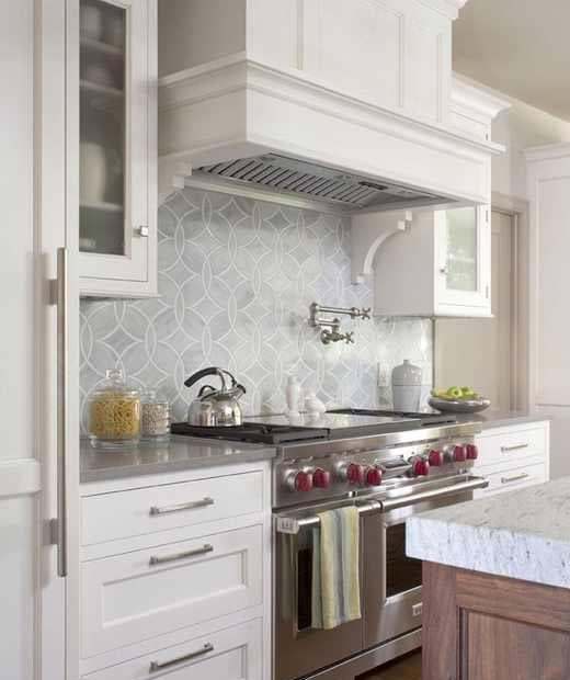 نمونه های جدید و شیک از دکوراسیون آشپزخانه ایرانی مدرن