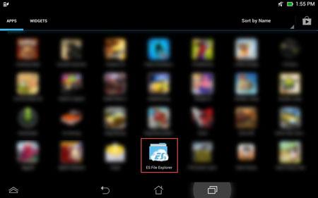 آموزش تصویری مخفی کردن فایلها بدون نرم افزار در آندروید