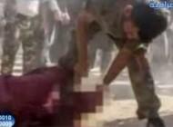 تصاویر تکان دهنده از مجبور کردن زنان موصلی برای جهاد نکاح