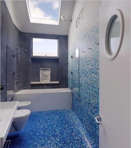 زیباترین مدل دکوراسیون حمام و دستشویی