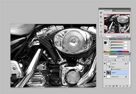 ترفندهای تصویری برای کارکرد سریع تر در فتوشاپ