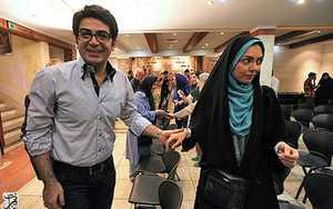 خبر داغ رسانه ای و جنجالی طلاق آزاده نامداری و فرزاد حسنی