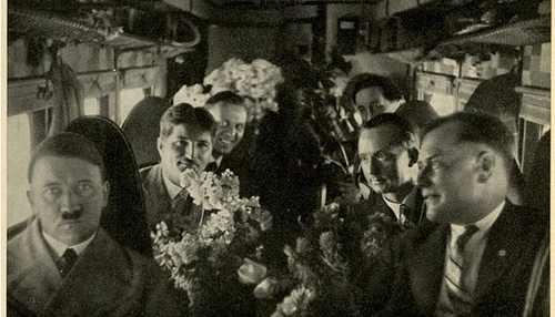تصاویر تازه منتشر شده از هیتلر توسط نوه اش