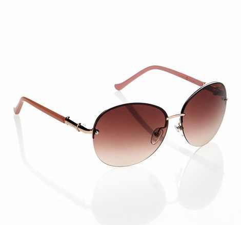 مدل عینک آفتابی زنانه با شیشه رنگی