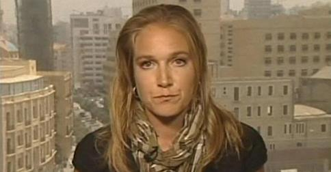 محاکمه شدن خانم خبرنگار به خاطر گاز گرفتن در حال مستی