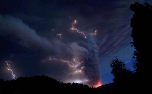 عکس های فوق العاده وحشتناک و دیدنی از خشم طبیعت