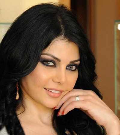 گلچینی از عکس های هیفا وهبی خواننده و بازیگر لبنانی