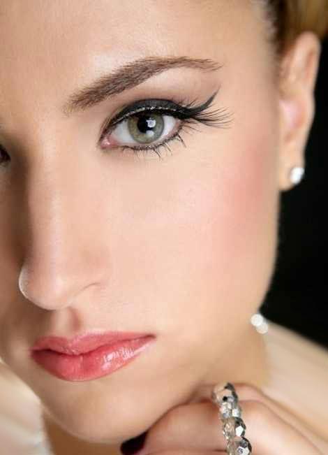گالری زیبا و گلچین از آرایش صورت زنانه