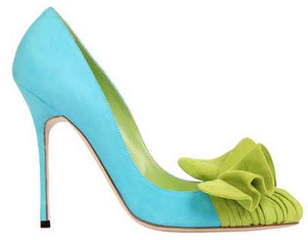 مدل کفش پاشنه بلند زنانه مناسب برای تابستان