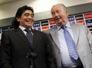 خولیو گروندونا دشمن مارادونا به دلیل عارضه قلبی درگذشت