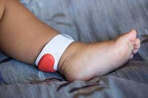 اختراع مچ بند پای جادویی برای نوزادان + عکس