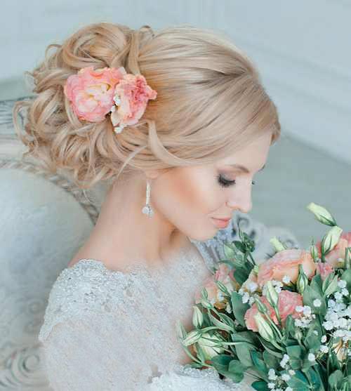 مدل موهای شیک عروس