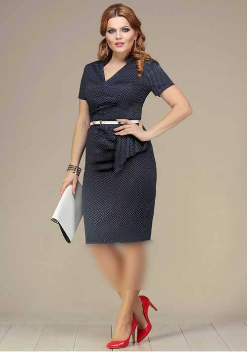 مدل لباس زنانه از برند روسی با سایز بزرگ