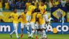 اتفاقی جالب و دیدنی در تیم ملی برزیل + عکس
